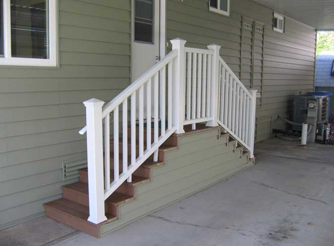 Outdoor Carpet Stairs